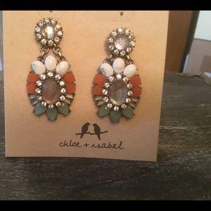 Chloe and Isabel statement earrings